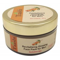 Taashi REVITALISING GINSENG FACE PACK FOR MEN 50 gm