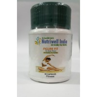 Nutriwell India Figure Fit (30 Capsules) 500mg