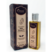 Mooi Naturals Fair & Glow Baby Massage Oil – With Almond & Calendula 100ml