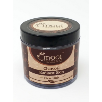 Mooi Naturals Activated Charcoal Radiant Skin Face Pack 30g