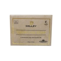 Dollzy Herbal Charcoal Soap - 125g