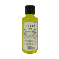 Khadi Herbal Aromatic Bubble Bath With Lavender & Jasmine - 210ml
