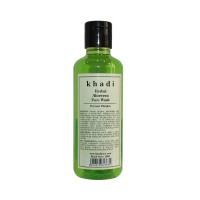 Khadi Herbal Aloevera Face Wash - 210ml