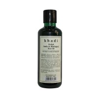 Khadi Herbal Amla & Bhringraj Hair Oil - 210ml