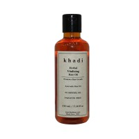 Khadi Herbal Vitalising Hair Oil - 210ml