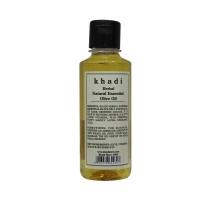 Khadi Herbal Natural Essential Olive Oil - 210ml