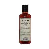 Khadi Herbal Honey & Almond Oil Shampoo - 210ml