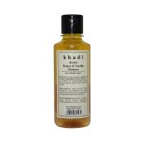 Khadi Herbal Honey & Vanilla Shampoo - 210ml
