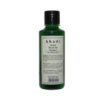 Khadi Herbal Neem Sat Shampoo - 210ml