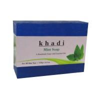 Khadi Herbal Mint Soap - 125g