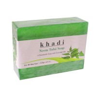 Khadi Herbal Neem Tulsi Soap - 125g