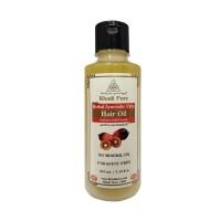 Khadi Pure Herbal Ayurvedic Palm Hair Oil - 210ml