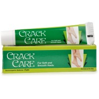 Allen Crack Care Cream (25g) : Helps Heal, Repair, Moisturize and Sooth Cracked and Dry Heels