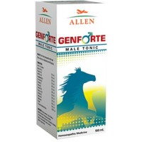 Allen Genforte Male Tonic (100ml) : Sexual Weakness, Lack of Desire, Diminished Desire, Premature Ejaculation