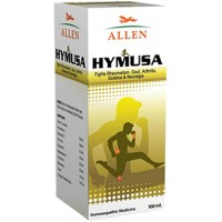 Allen Hymusa Syrup (100ml) : For Multiple Joint Pains, Pain, Swelling and Stiffness of Joints, Gout, Arthritis