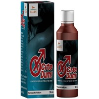 Allen X-Cite Dum Drops (30ml) : Nervine Tonic for Men, Early Ejaculation, Lack of Sexual Power, Nightfall, Low Vitality