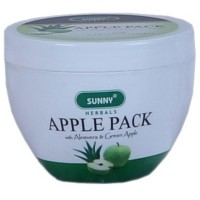 Bakson Sunny Apple Pack (150g) : Removes Dirt and Harmful Toxins, Deep Cleansing Pack for All Skin Types