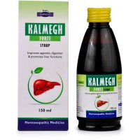 Hapdco Kalmegh Forte Syrup (150ml) : Useful in Indigestion, Flatulence, Constipation and Gastric Complains
