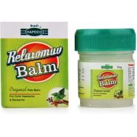Hapdco Relaxomuv Balm (10g) : Reduces Multiple joint pains, Headache, Sciatica, back, knee pain