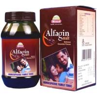 Wheezal Alfagin Malt (450g) : For Fatigue, Weakness, Loss of Appetite, Under Nourished, Improve Stamina