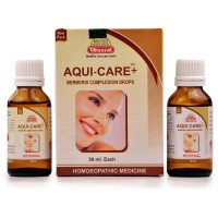 Wheezal Aqui Care Twin Pack (60ml) : Reduce Acne, Blotches, Pimples, Blackheads, Post Acne Scar Marks