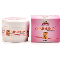Wheezal Charmskin Cream (50g) : For Blisters, Chapped Skin and Sunburns, Remove Pimples, Blotches, Acne and Scars