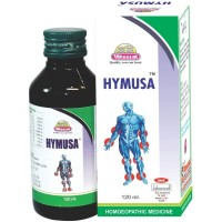 Wheezal Hymusa Syrup (120ml) : Useful in Sciatica, Arthritis, Multiple Joint Pains, back pains