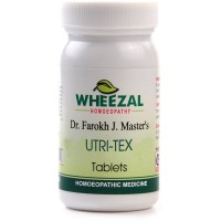 Wheezal Utri-Tex Tablets (75tab) : Relieves Swellings of Face, Eye, Lips, Skin From Bee Stings, Urticaria