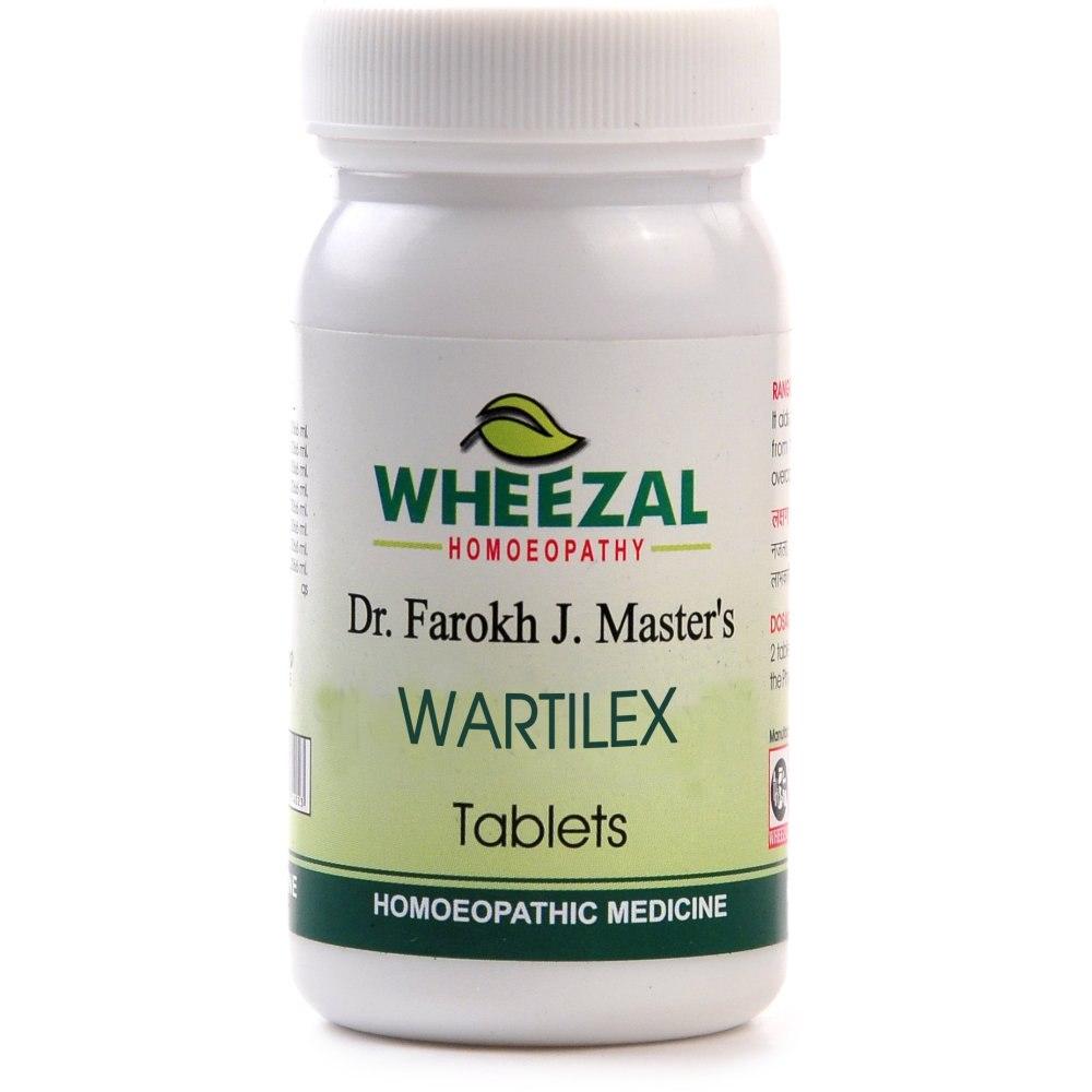 Buy Wheezal Wartilex Tablets | ShopHealthy in