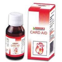 Bakson Card Aid Drops (100ml) : Cardiac Tonic, Palpitations, Angina