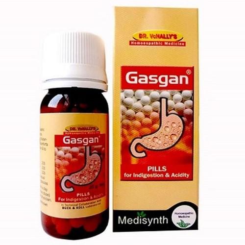 Medisynth Gasgan Pills (25g) : For Flatulence, Gastritis, Indigestion, Bloating & Stomach Pain, acidity