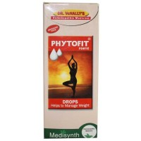 Medisynth Phytofit Drops (30ml) : For weight management, Improves body functioning, Helps in Weight Loss
