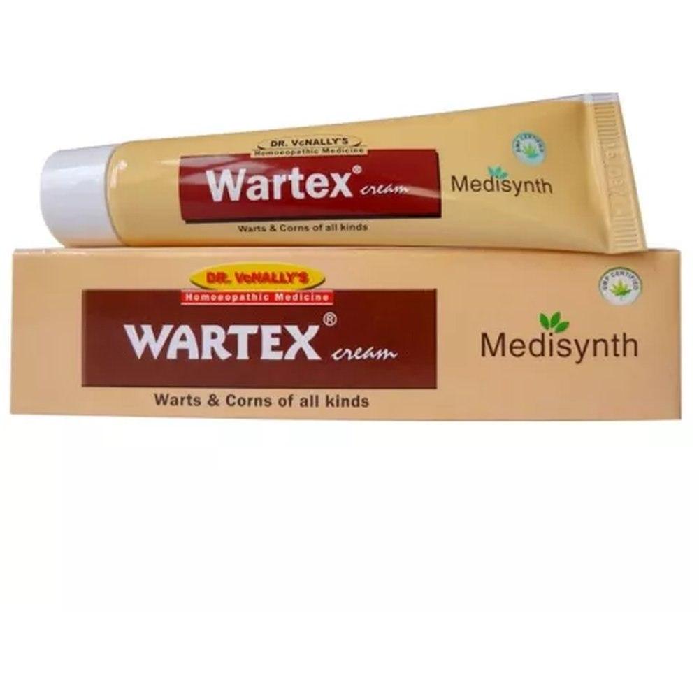 Buy Medisynth Wartex Cream | ShopHealthy in