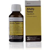 Willmar Schwabe Germany Alfalfa Tonic (100ml) : Increases Appetite, Weight gain, effective in weakness, body pains