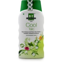 Willmar Schwabe India B&T Cool Talc (100g) : For summers, unbearable heat