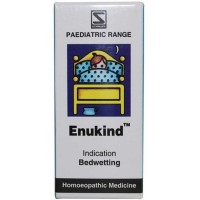Willmar Schwabe India Enukind (10g) : Controls Bedwetting, Weakness of Bladder Muscles, Involuntary Urination