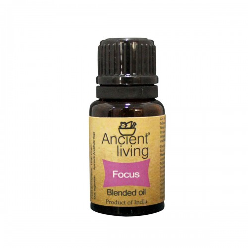 Ancient Living FOCUS Essential Oil Blend 10ml