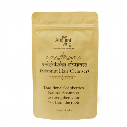 Ancient Living Soapnut Hair Cleanser 100g