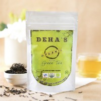 Deha's Organic Green Tea 100 gm