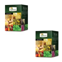 Grenera Tulsi Assorted Infusion - 20 Tea bags - Pack of 2