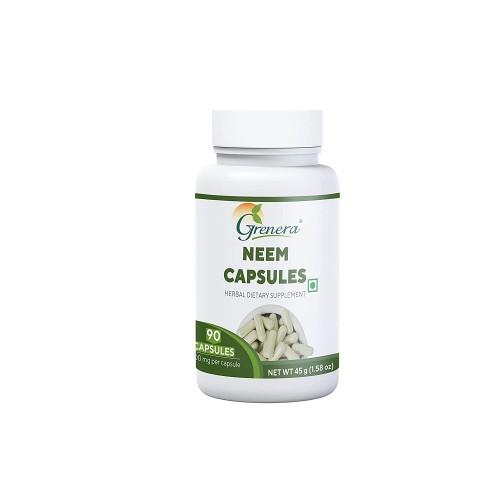 Grenera Neem Capsules (90 Caps)
