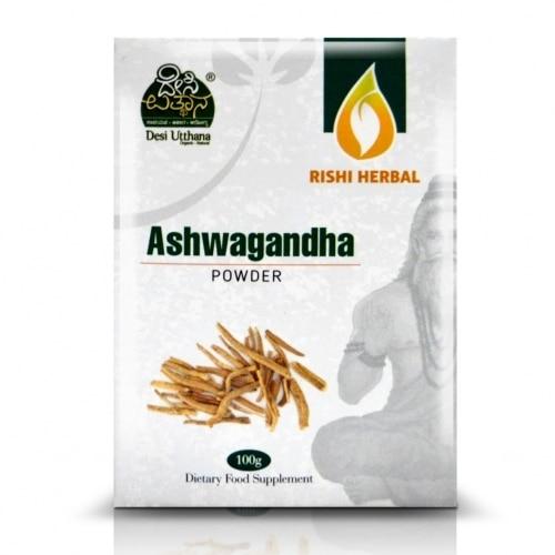 Desi Utthana Organics Ashwagandha Churna 100g