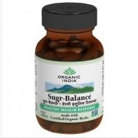 Organic India SUGAR BALANCE Capsules (60)