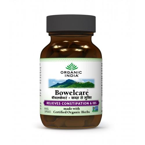 Organic India BOWELCARE Capsules (60)
