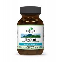 Organic India BRAHMI Capsules (60)