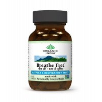 Organic India BREATHE FREE Caps (60)
