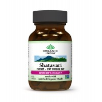 Organic India SHATAVARI Capsules (60)