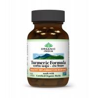 Organic India TURMERIC Capsules (60)