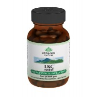 Organic India LIVER KIDNEY CARE Capsules (60)