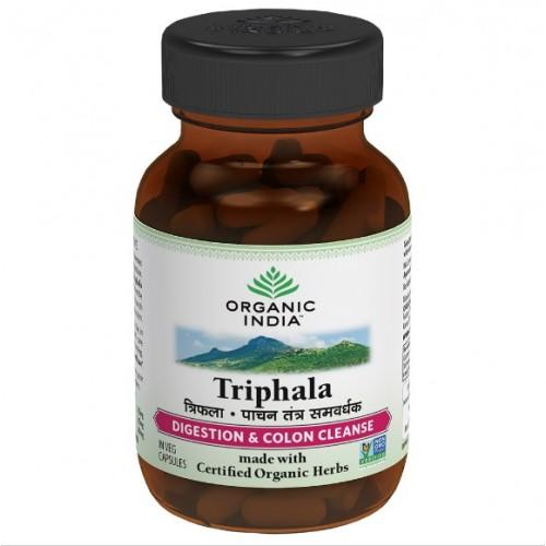 Organic India TRIPHALA Capsules (60)